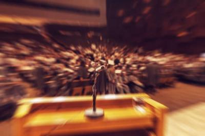 Jornada ¿Cómo perder el miedo de hablar en público?