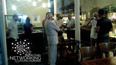 Clubs de Networking de Economía Humana