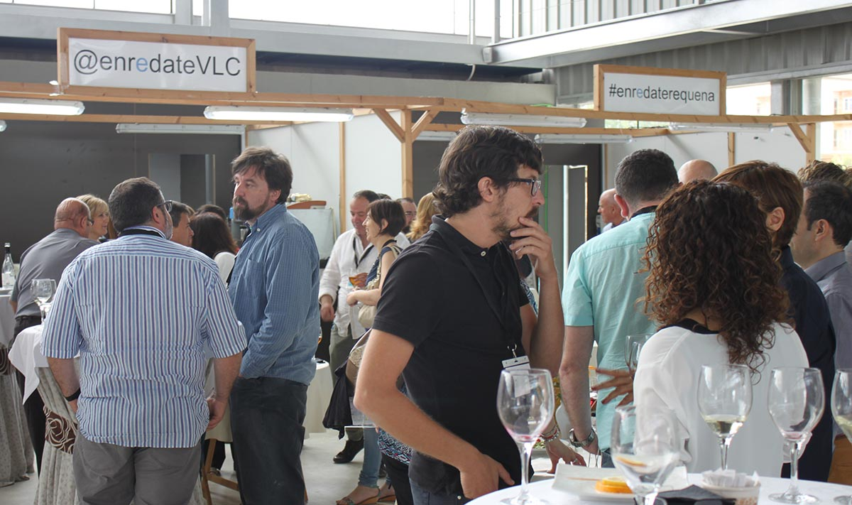 Networking Enrédate Requena[;;;][;;;]
