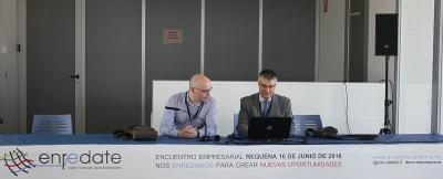 Ramón Ferrandis y Fidel García Enrédate Requena