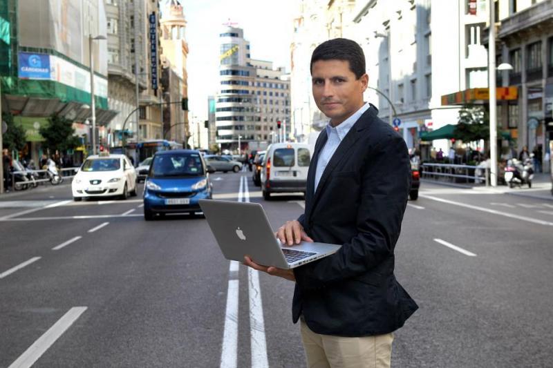 Javier Martín, Loogic, Iniciador, Emprender Ligero, Smart Money, Futurizable