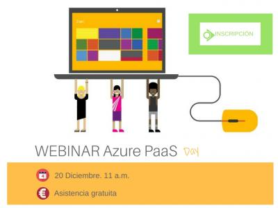 Webinar Azure PaaS