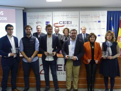 Premiados Premios CEEI IVACE 2016