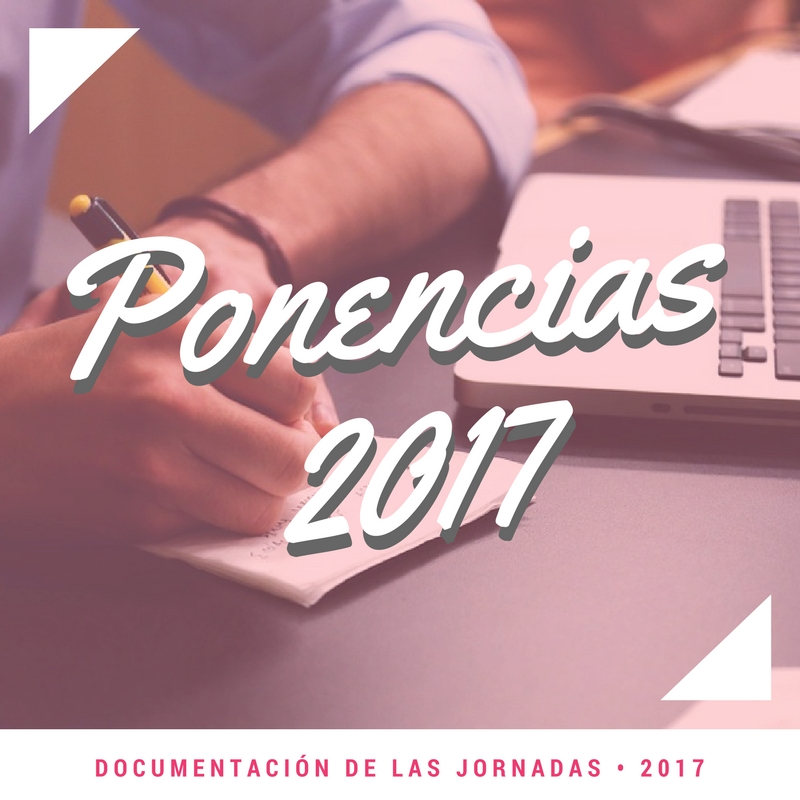 Documentación jornadas 2017