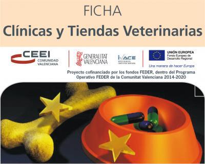 Clínicas y tiendas veterinarias