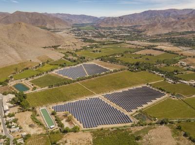 Proyectos Sol y Luna Chile