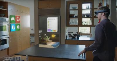 Hololens y sus usos potenciales