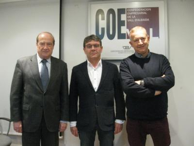 COEVAL y CEEI Valencia establecen nuevas líneas de colaboración