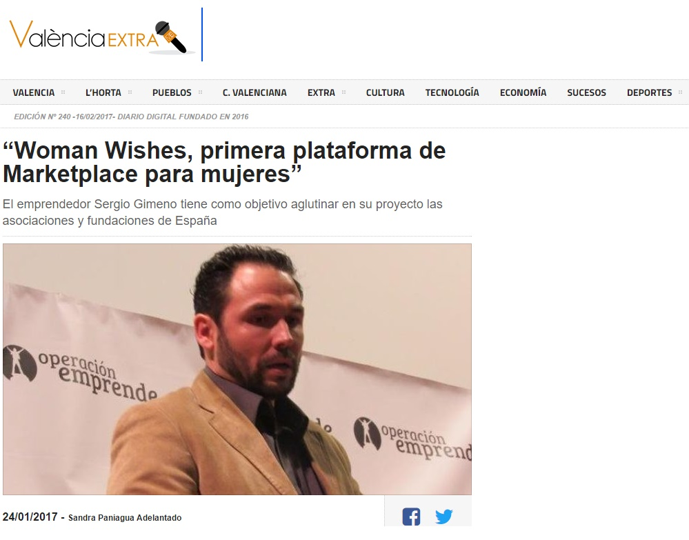 Entrevista Woman Wishes