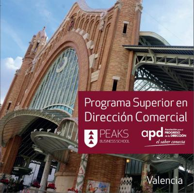 Programa Superior en Dirección Comercial