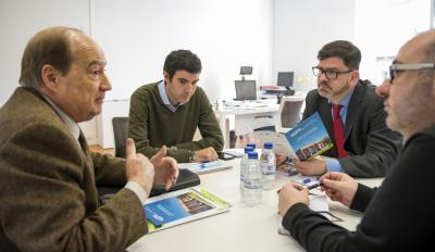 Diputació i CEEI reforcen la seua col·laboració