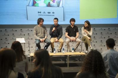 Startups en el Forinvest: Neuronalbite, Howlanders y AIUDO
