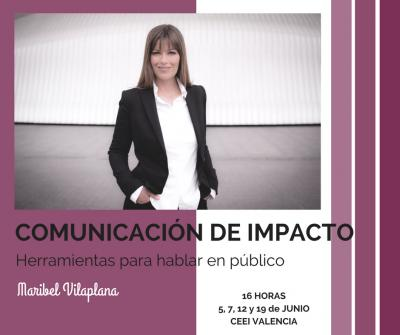 Curso Comunicación de Impacto junio 2017