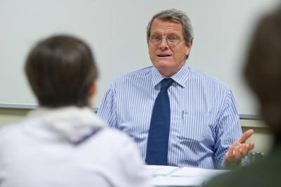 Paco Grau, periodista y formador