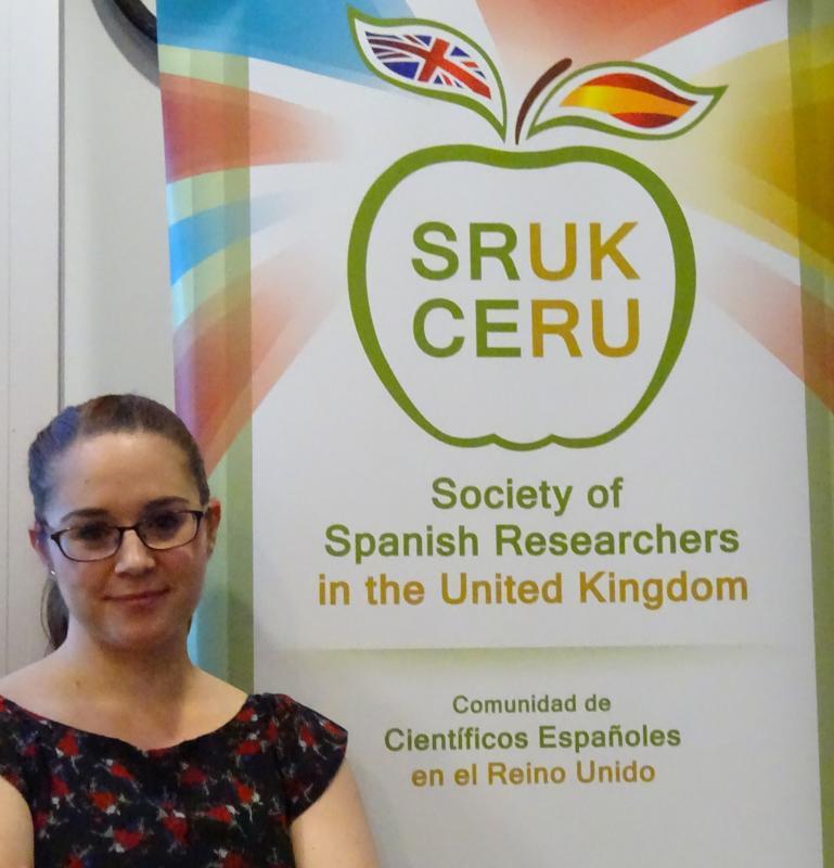 Estrella Luna, vicepresidenta de la CERU