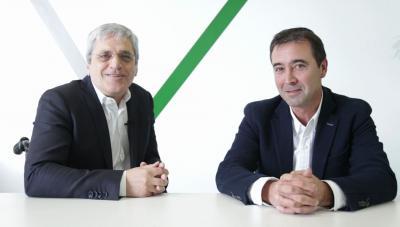 Pepe Moratal y Pepe Montserrat
