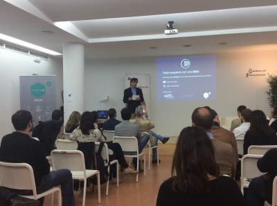 Diego Rocha Director de Innovación de Sacyr