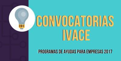 Convocatorias IVACE