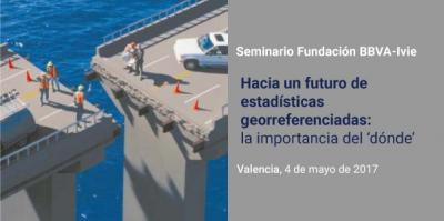 Seminario Hacia un futuro de estadísticas georreferenciadas
