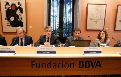 Presentación informe Acumulación y productividad del capital en España