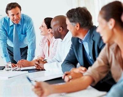 Programa Jornada Cómo Liderar Reuniones Eficaces