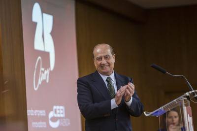 Jesús Casanova, Director de CEEI Valencia inicia el #25añosceei