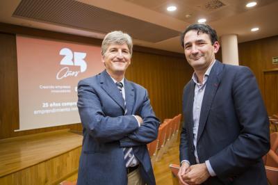 Carlos Navarro, anterior presidente del CEEI Valencia #25añosceei