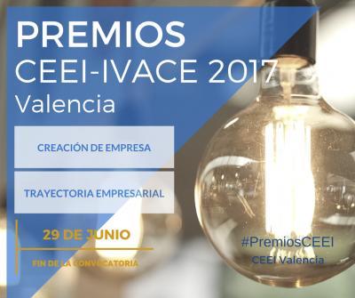 Premios CEEI IVACE 2017