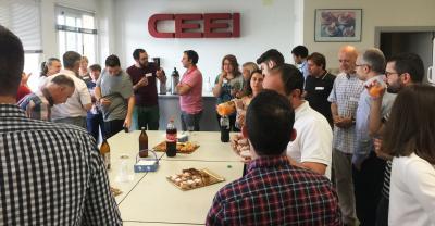 V Desayuno de Empresas CEEI Valencia