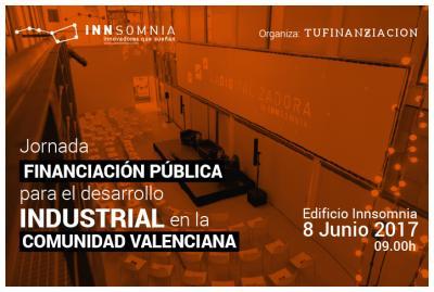 Jornada Financiación Pública Pymes Industriales Comunitat Valenciana
