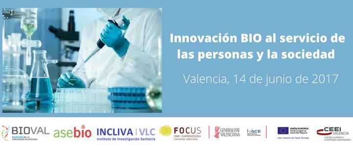 Encuentro Innovación BIO / Jornada Claves Evento de Éxito / VLCSOFTING