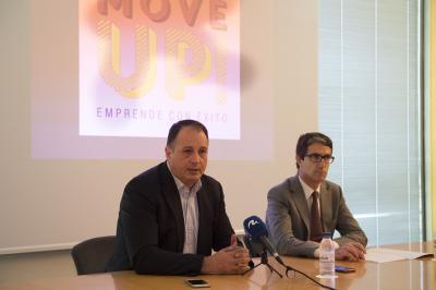 Presentación de la II edición de Move Up!