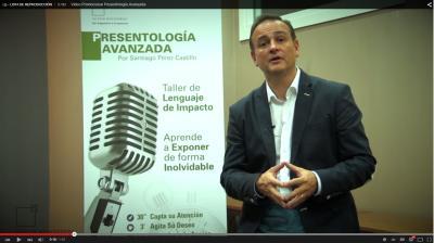 """Presentologia Avanzada """"El Taller del Lenguaje de Impacto"""""""