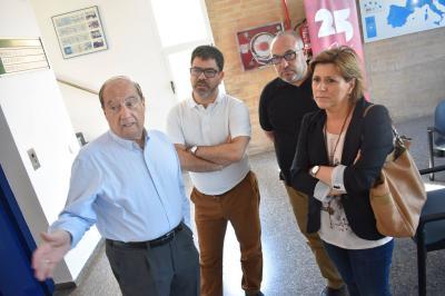 Divalterra visita CEEI Valencia