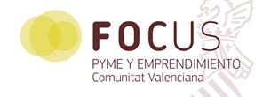Logo Focus 2017 con escudo GVA