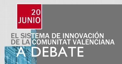 Invitación: El sistema de innovación de la Comunitat Valenciana