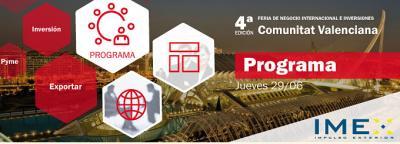 Programa IMEX 2017