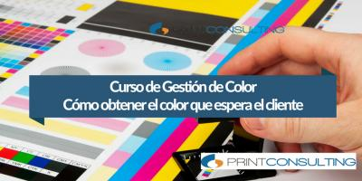 Curso de gestion de color