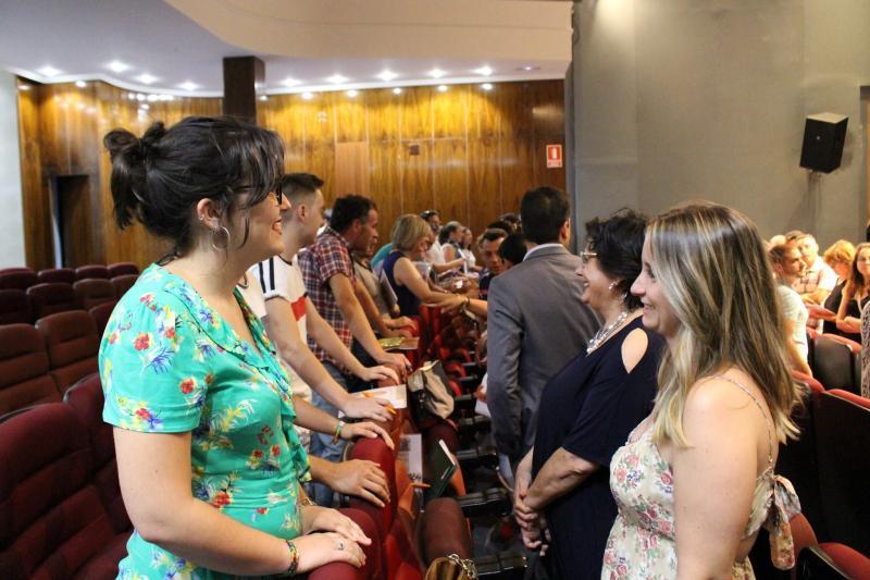 La jornada de Networking Empresarial Ribera-Alzira va reunir un total de 65 participants