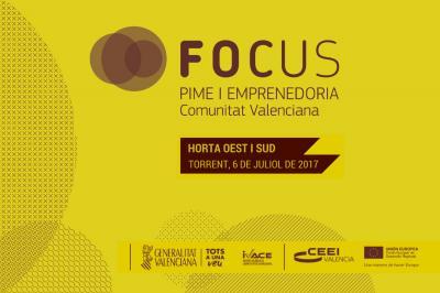 Logo Focus Pyme Horta Oest i Sud cuadrado