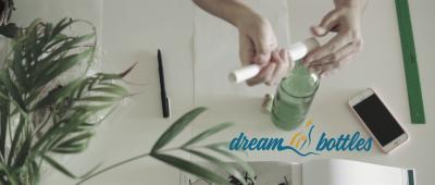 Dreambottles mensaje en una botella