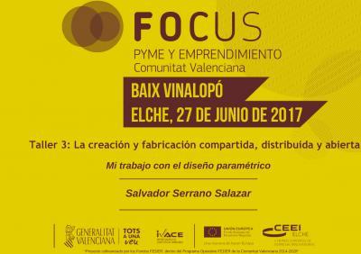 Ponencia Focus salvador[;;;][;;;]