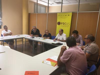 Reunión Focus Pyme y Emprendimiento