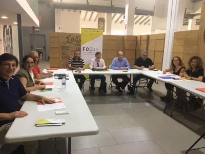 Reunión Focus Pyme en Alcoi