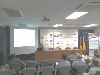 Jornada de HIDMO CONSULTORES sobre aduanas, puertos y financiación