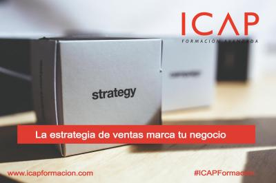 La estrategia de ventas marca tu negocio