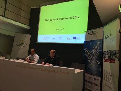 Iniciativas y apoyo en el ámbito regional: CREATEC-CV