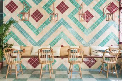 Inspiración en el mobiliario de restaurantes