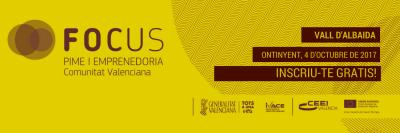 Banner Focus Pyme y Emprendimiento Vall d'Albaida