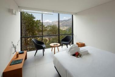 Mobiliario de hoteles: naturaleza